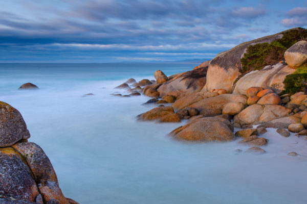 Bay of Fires dawn