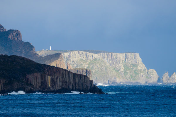 Cape Pillar and Tasman Island